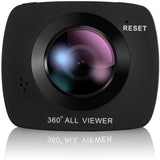 360 Video Camera Dual-lens Panoramic VR Camera Panorama Action Camera 1920*960P 30fps HD 8MP - Shopatronics - One Stop Shop. Find the Best Selling Products Online Today