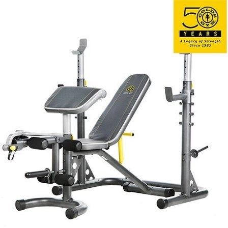 Gold's Gym XRS 20 Olympic Workout Bench - Shopatronics