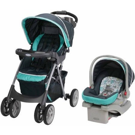 Graco Comfy Cruiser Click Connect Travel System Harvest - Shopatronics