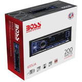 Boss Audio 610UA Single-DIN In-Dash Mechless AM/FM Receiver, Without Bluetooth - Shopatronics - One Stop Shop. Find the Best Selling Products Online Today