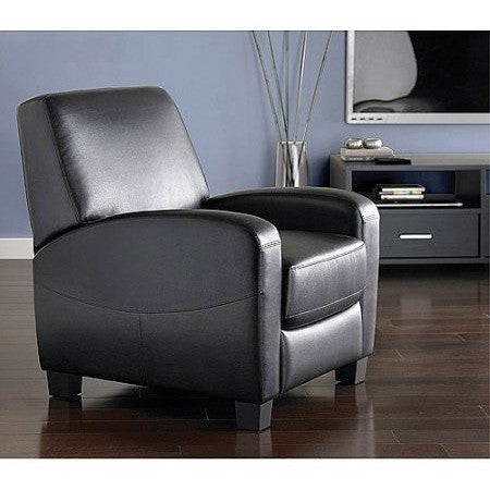 Mainstays Home Theater Recliner, Multiple Colors - Shopatronics