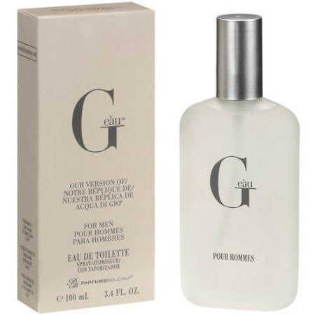 G Eau Fragrance, 3.4 fl oz - Shopatronics - One Stop Shop. Find the Best Selling Products Online Today