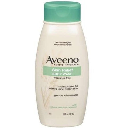Aveeno Active Naturals Skin Relief Body Wash, 18 oz - Shopatronics - One Stop Shop. Find the Best Selling Products Online Today