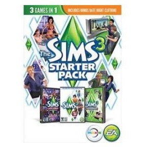 The Sims 3 Starter Pack - Simulation Game - PC - Shopatronics