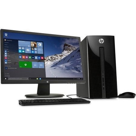 "HP 251-a123wb Desktop PC with Intel Pentium J2900 Processor, 4GB Memory, 21.5"" Monitor, 1TB Hard Drive and Windows 10 Home - Shopatronics - One Stop Shop. Find the Best Selling Products Online Today"