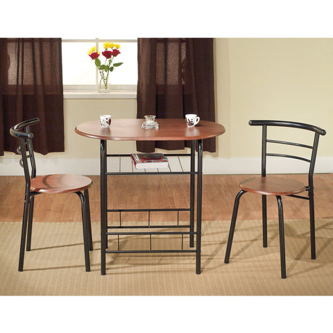 3-Piece Bistro Set, Multiple Colors - Shopatronics - One Stop Shop. Find the Best Selling Products Online Today