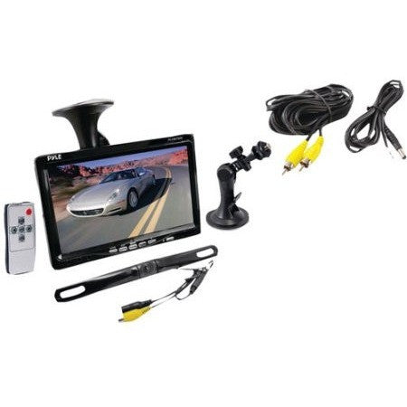 "Pyle PLCM7500 7"" Window Suction Mount TFT LCD Widescreen Video Monitor - Shopatronics - One Stop Shop. Find the Best Selling Products Online Today"