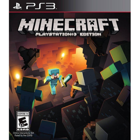 Minecraft (PS3) - Shopatronics - One Stop Shop. Find the Best Selling Products Online Today