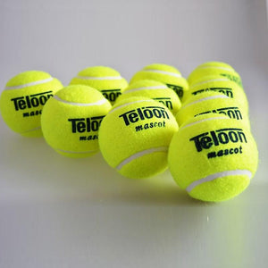 1 Pc Rubber Competition Standard Tennis Ball