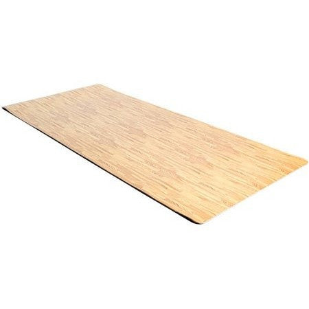 CAP Antimicrobial EVA Foam Exercise Mat, Wood Style Pattern - Shopatronics - One Stop Shop. Find the Best Selling Products Online Today