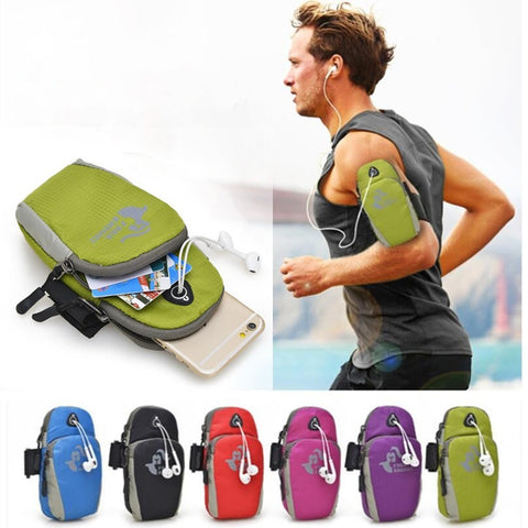 5.7 Universal Running Riding Nylon Arm Band Case for iphone 6 6S Plus 5s for Samsung Galaxy S6 S7 Edge S5 Note 5 4 HTC Sport Bag - Shopatronics - One Stop Shop. Find the Best Selling Products Online Today