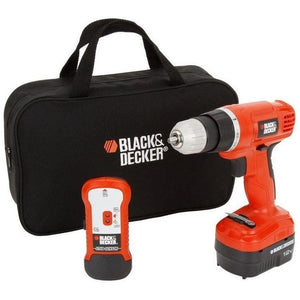 Black and Decker Power Tools GCo.12SFB 12-Volt Cordless Drill with Stud Sensor and St - Shopatronics - One Stop Shop. Find the Best Selling Products Online Today