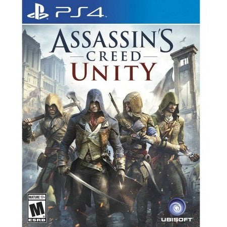 Assassin's Creed: Unity (PS4) - Pre-Owned - Shopatronics - One Stop Shop. Find the Best Selling Products Online Today