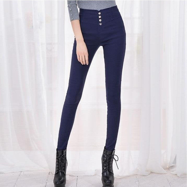 5XL Hot Sale New Fashion Euramerican High Waist Elastic Jeans - Shopatronics - One Stop Shop. Find the Best Selling Products Online Today