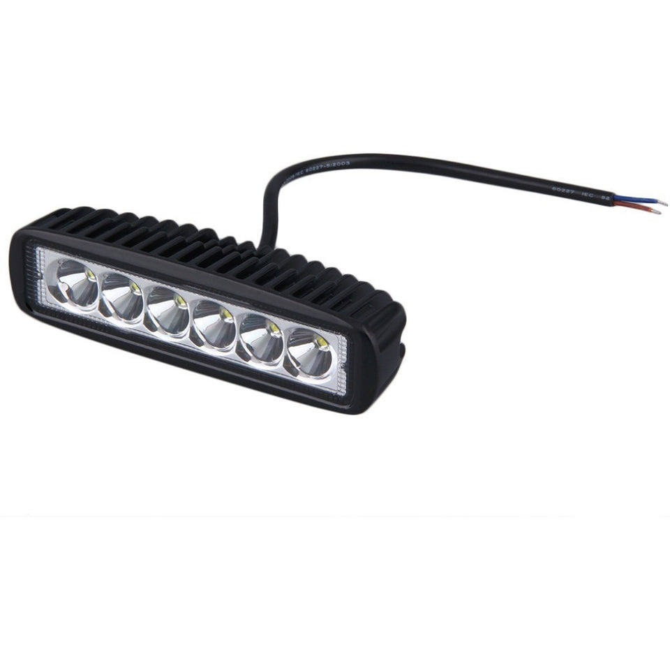 6 inch Mini 18W LED Light Bar 12V 24V Motorcycle LED Bar Offroad 4x4 ATV - Shopatronics - One Stop Shop. Find the Best Selling Products Online Today