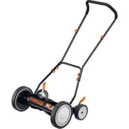 "Remington 16"" Reel Push Mower - Shopatronics - One Stop Shop. Find the Best Selling Products Online Today"