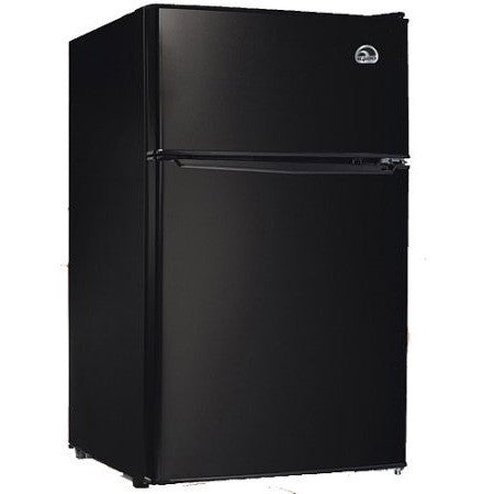 Igloo 3.2 cu. ft. 2-Door Refrigerator and Freezer - Shopatronics