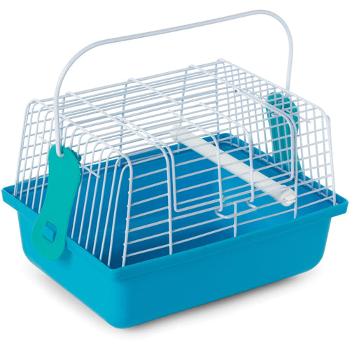 Prevue Pet Products Travel Cage for Birds and Small Animals, Pink - Shopatronics