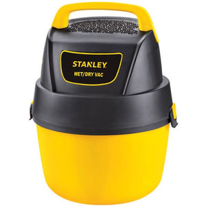 Stanley 1-gallon, 1.5-peak horse power, wet dry vacuum - Shopatronics