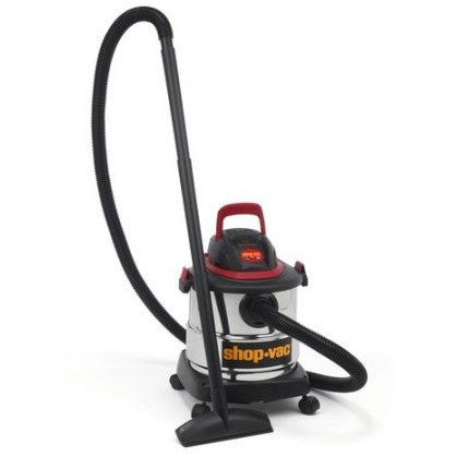 Shop-Vac 5-gallon Stainless Steel Wet/Dry Vacuum - Shopatronics