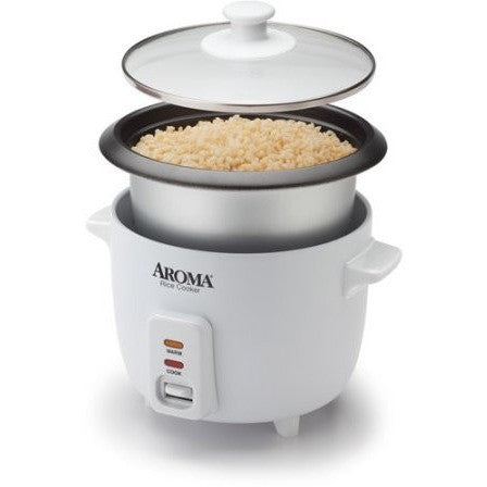 Aroma 6-Cup Pot-Style Rice Cooker - Shopatronics - One Stop Shop. Find the Best Selling Products Online Today
