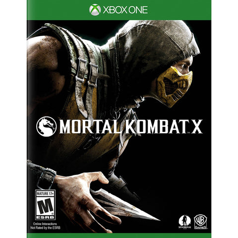 Mortal Kombat X (Xbox One) - Shopatronics - One Stop Shop. Find the Best Selling Products Online Today