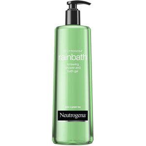 Neutrogena Rainbath Pear & Green Tea Renewing Shower and Bath Gel, 16 fl oz - Shopatronics