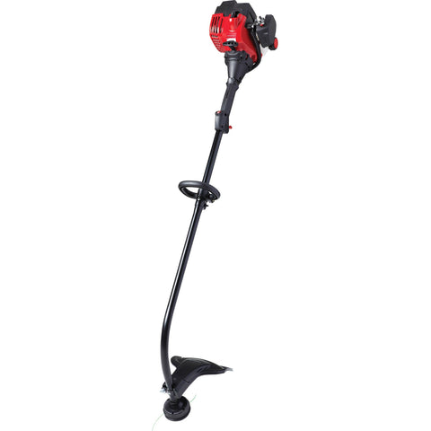 "Murray 16"" 25cc 2-Cycle Curved Shaft Gas String Trimmer - Shopatronics"
