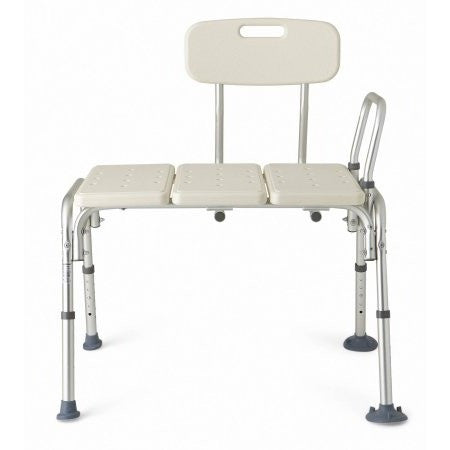 Medline Transfer Bench with Back - Shopatronics - One Stop Shop. Find the Best Selling Products Online Today