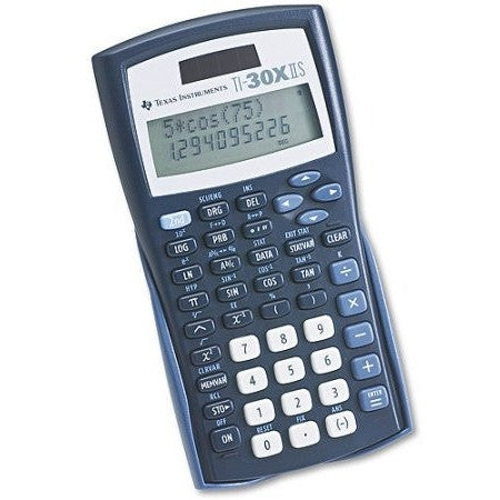 Texas Instruments TI-30X IIS Scientific Calculator - Shopatronics - One Stop Shop. Find the Best Selling Products Online Today
