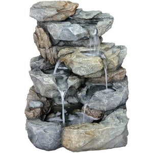 Better Homes and Gardens Rock Fountain - Shopatronics - One Stop Shop. Find the Best Selling Products Online Today