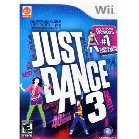 Just Dance 3 (Wii) - Shopatronics