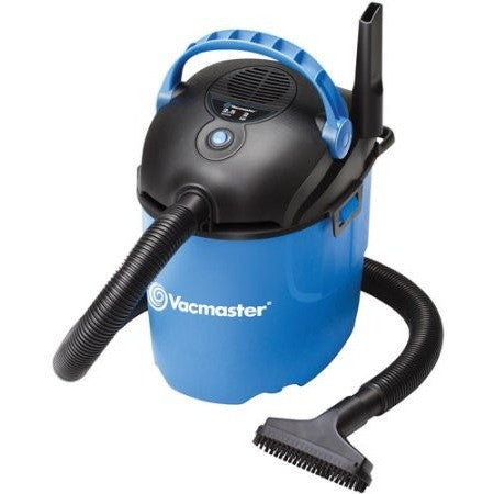 Vacmaster 2.5-Gallon 2.0-Peak HP Wet/Dry Vac, VP205 - Shopatronics