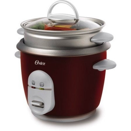 Oster 6-Cup Rice Cooker and Steamer 4722 - Shopatronics