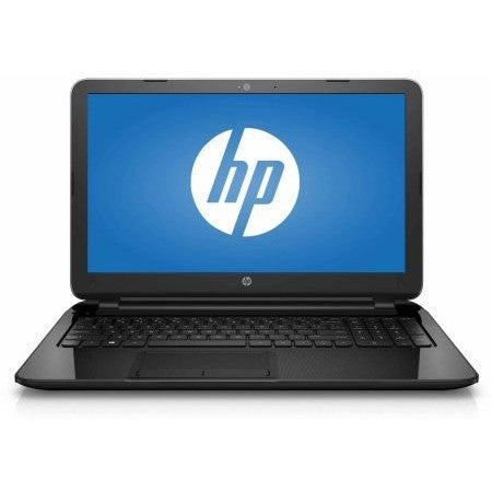 "Refurbished HP Black 15.6"" 15-f233wm Laptop PC with Intel Celeron N3050 Processor, 4GB Memory, 500GB Hard Drive and Windows 10 Home - Shopatronics - One Stop Shop. Find the Best Selling Products Online Today"