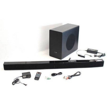 "2.1-Channel Wireless Home Theater System with 37"" Soundbar and Bluetooth - Shopatronics - One Stop Shop. Find the Best Selling Products Online Today"