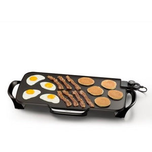 Presto Electric Griddle with Removable Handles - Shopatronics