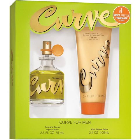Curve for Men Fragrance Gift Set, 2 pc - Shopatronics - One Stop Shop. Find the Best Selling Products Online Today