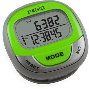 HoMedics Hip & Pocket Pedometer, PDM-100B - Shopatronics