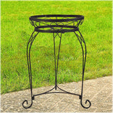 "CobraCo 21"" Scroll Braided Bronze Finish Plant Stand - Shopatronics - One Stop Shop. Find the Best Selling Products Online Today"