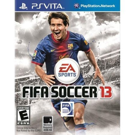 FIFA Soccer 13 - Playstation Vita PSVITA - Shopatronics - One Stop Shop. Find the Best Selling Products Online Today