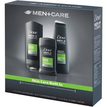Dove Men+Care Extra Fresh Hygiene Kit, 3 ct - Shopatronics - One Stop Shop. Find the Best Selling Products Online Today