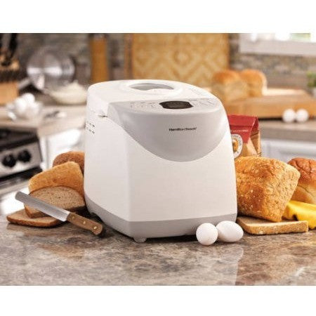 Hamilton Beach 2-lb Bread Machine - Shopatronics - One Stop Shop. Find the Best Selling Products Online Today