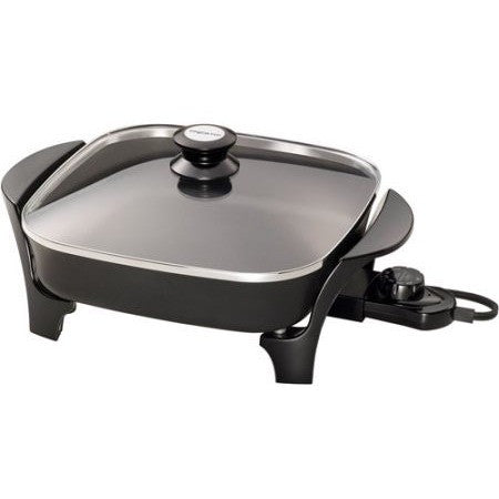 "Presto 11"" Electric Skillet - Shopatronics"