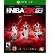 NBA 2K16 (Xbox One) - Shopatronics