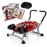 AB Circle Pro Abs And Core Home Exercise Fitness Machine + DVD | AB-CIRCLE-PRO - Shopatronics