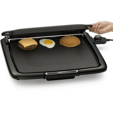 Presto Griddle with Warming Tray - Shopatronics