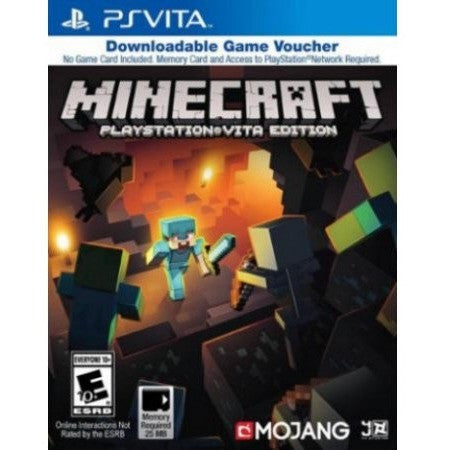 Minecraft (PSV) - Shopatronics - One Stop Shop. Find the Best Selling Products Online Today