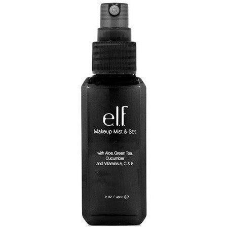 e.l.f. Cosmetics Makeup Mist & Set, 2 oz - Shopatronics