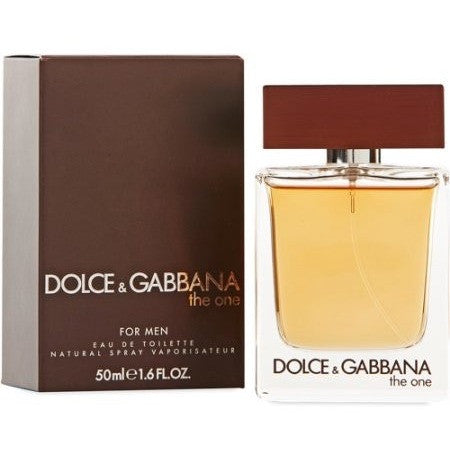 Dolce & Gabbana The One for Men, 1.6oz Fragrance - Shopatronics